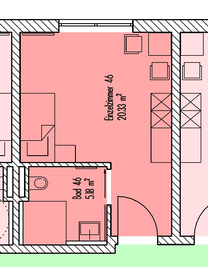 Beispielgrundriss Appartement